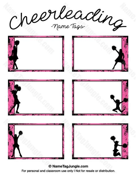 1000 Ideas About Name Tag Templates On Pinterest Printable Name Tags Cubby Name Tags And Cheer Template
