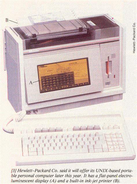 Hewlett Packard HP 9807 A Integral Computer