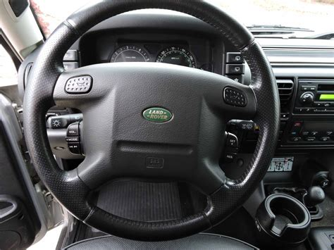land rover steering wheel 2003 land rover discovery se land rover forums land