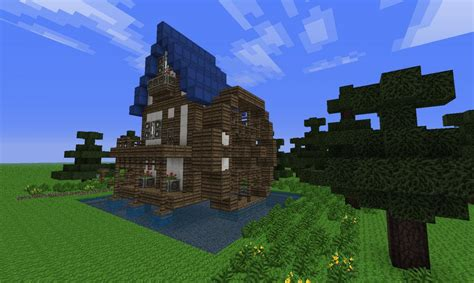 Waterwheel Bundle Minecraft Project