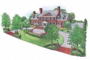 Cape Code House Plans eplans landscape plan symmetrical layout landscape from
