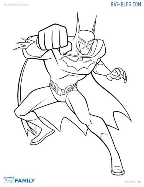 batman animated coloring pages bat blog batman toys and collectibles july 2013