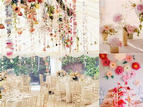 Bridal Flower Decoration by Bridal Shower Decoration Ideas Trueblu Bridesmaid