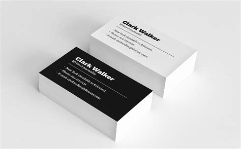 Journalist Business Card Template by Sle Business Cards For Journalists Gallery Card