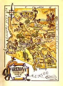 arizona map flickr photo