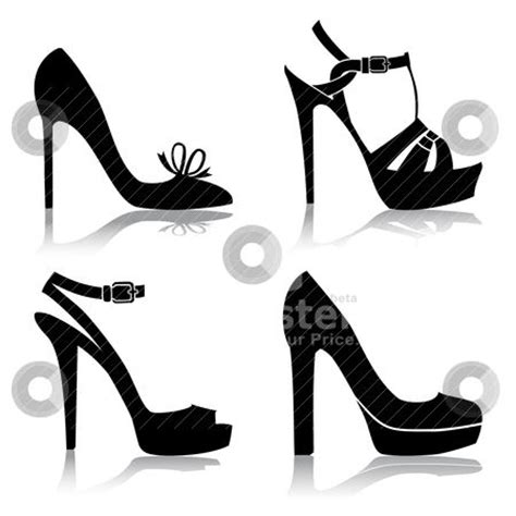 high heels my favourite silhouettes