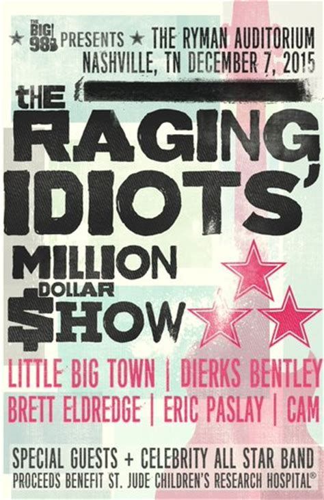 What Of Idiot Would Pay One Million Dollars For Tired Ratty Extensions by The Raging Idiots Million Dollar Show Sold Out