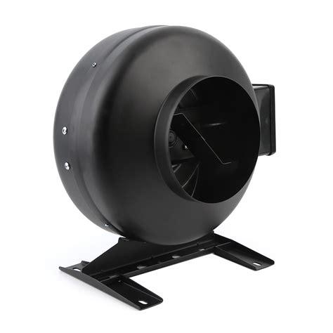 6 inch duct fan strong 430cfm 6 quot inch inline duct fan hydroponics exhaust