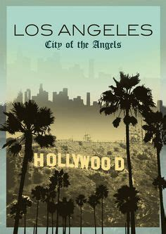 poster design los angeles 1000 images about new old posters on pinterest