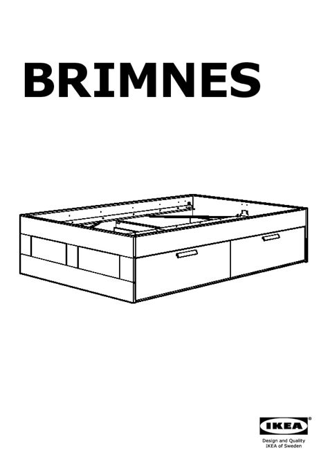 Brimnes Bed Frame With Storage Black Brimnes Bed Frame With Storage Black Best Storage Design 2017