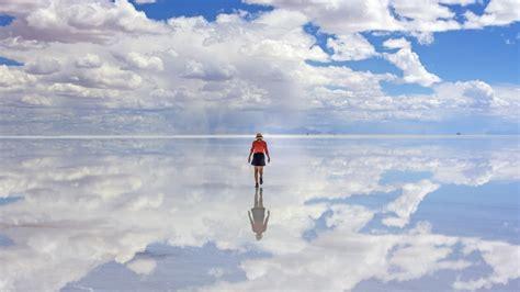 The Largest Mirror on Earth: Salar De Uyuni, Bolivia