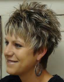 shag haircuts for thick hair 50 hairstyles for women over 50 with thick hair short
