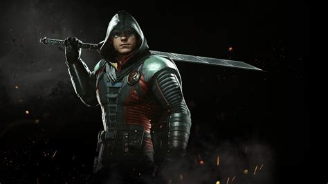 Robin Injustice 2 Game Wallpaper #30983