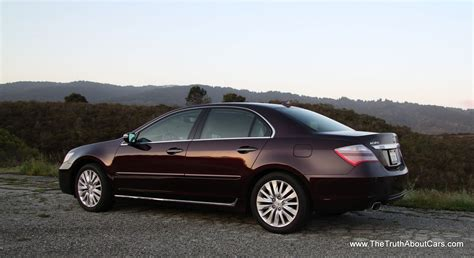 acura rl review 2012 acura rl the about cars