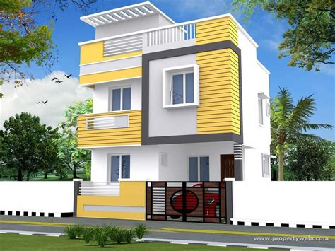 related image photo duplex house house front independent house