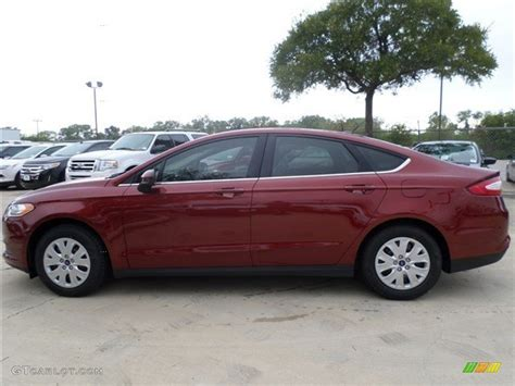 2014 ford fusion colors 2014 sunset ford fusion s 85642388 photo 2 gtcarlot