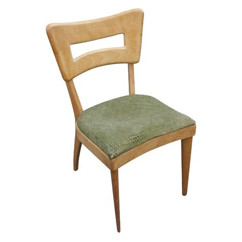 Heywood Wakefield Chairs by Midcentury Retro Style Modern Architectural Vintage