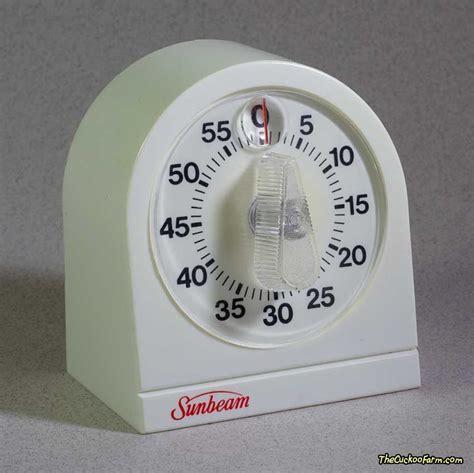 Kitchen Timer by Sunbeam Timer