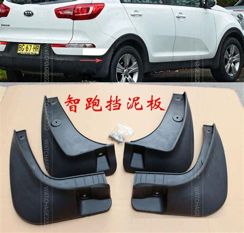 Kia Sportage Mud Flaps Accessories Fit For 2011 2012 2013 2014 2015 Kia Sportage