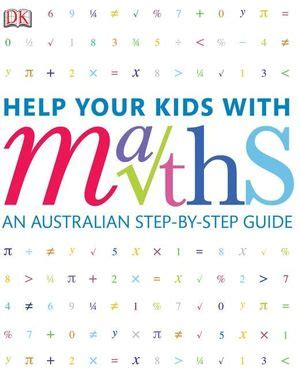 Booktopia Help Your Kids With Maths An Australian Step
