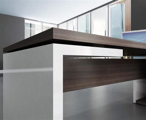 Ultra Modern Desk Ultra Modern White Espresso Desk Ambience Dor 233
