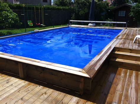 lovely Leroy Merlin Piscine Hors Sol #5: piscine-semi-enterrée-4x2-5.jpg