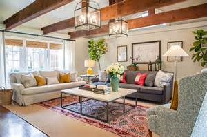 decorating with rugs on carpet 30 second d 233 cor makeover with our favorite carpets for