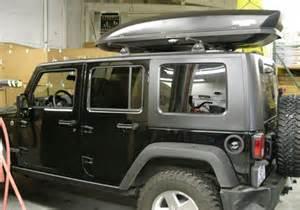 Jeep Hardtop Rack Jeep Wrangler Top Rack Installation Photos