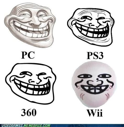 Troll Face Know Your Meme - trollface coolface problem troll face rage comics