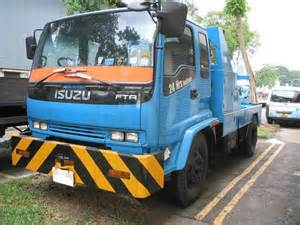 Isuzu Tow Trucks For Sale Used Isuzu Tow Truck For Sale Id 442555 From Poh Seng