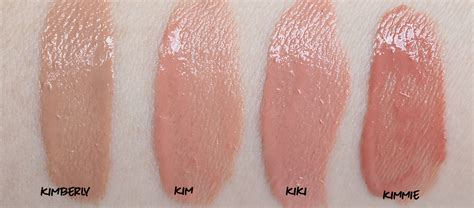 Kkw Creme Liquid Lipstick swatches kkw by cosmetics cr 232 me liquid lipstick
