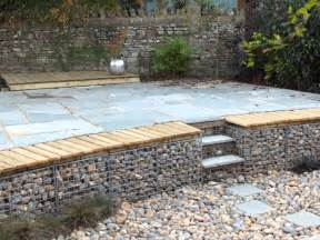 inexpensive wall gabion1 retaining walls ideas youtube