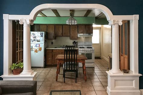 Lowes Before And After Kitchen Lowe S Kitchen Makeover Baltimore Edition