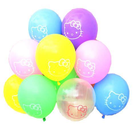 Balon Hello Colorful 12 Inch 12 Inch Hello Balloons Globos Decoration