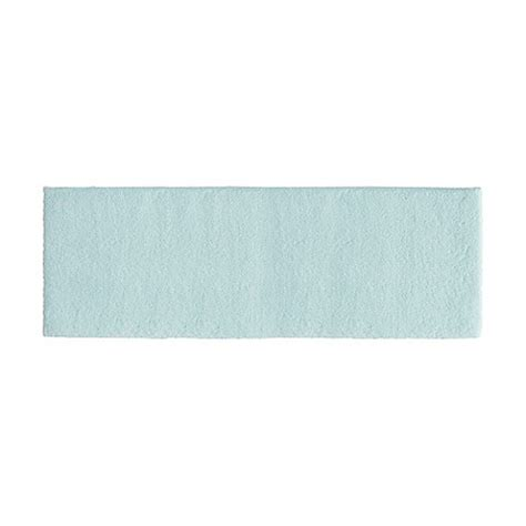 72 Inch Bath Rug Buy Park Signature 24 Inch X 72 Inch Bath Rug In Seafoam From Bed Bath Beyond