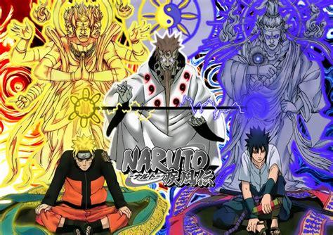 gambar sasuke dan rikudo sennin asli keren