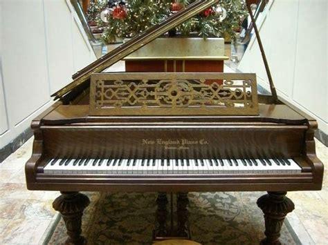 england oak victorian grand piano antique piano shop