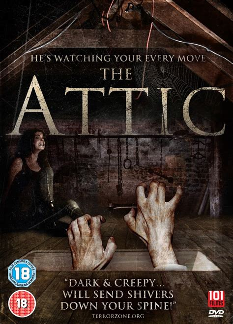 in the attic the attic 2013 review that was a bit mental