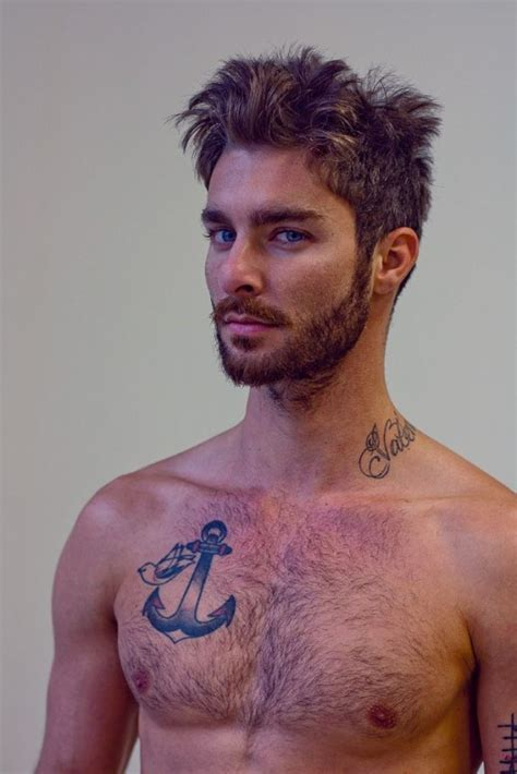 tattoo chest hair the 20 most unbelievable anchor tattoos tattoos beautiful