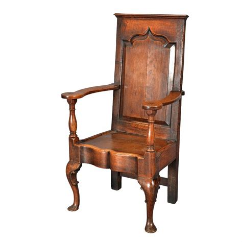Wainscot Chair by Wainscot Chair On Cabriole Legs Jayne Thompson Antiques Inc