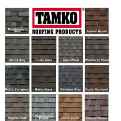 tamko heritage shingle colors roof color selection assistance