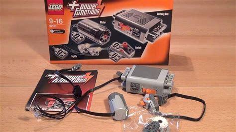 lego technic power functions motor set 8293 test lego power functions tuning set lego technic set