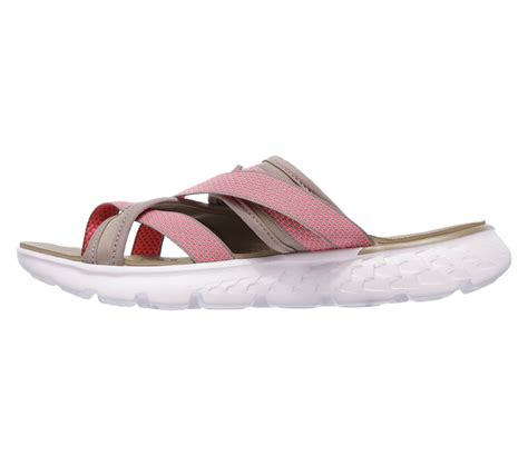 on sandals skechers sandals performance womens on the go 400 discover