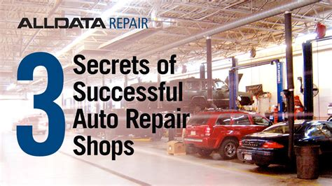 webinar  secrets  successful auto repair shops hd