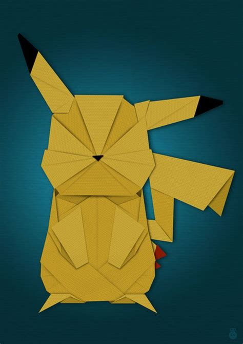 Origami Factory - origami tech figure