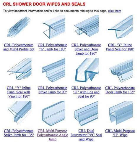 Shower Door Types What Type Of Seal Needs Replacing On Your Frameless Shower Door 2 2 Frameless Shower Door