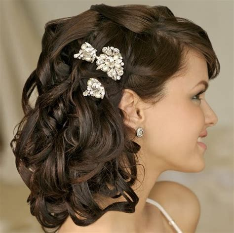 hairstyles curls wedding how to get the perfect wedding hairstyles hairstyles weekly