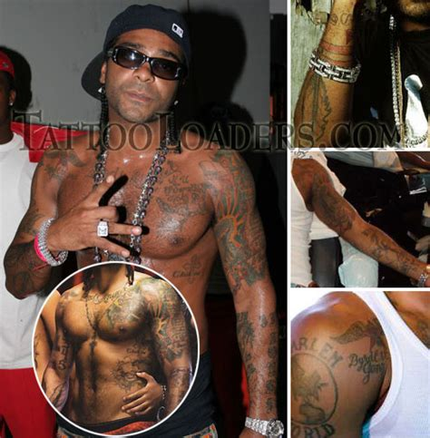 jim jones the rapper tattoos tattoo loaders tattoo