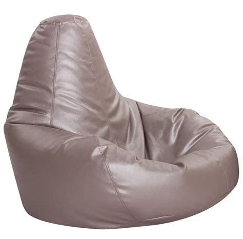 gaming bean bag recliner faux leather 17 best images about majestic metallics on pinterest