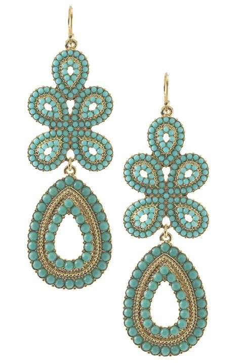 Stella And Dot Chandelier Earrings Amour Stella And Dot Pretties